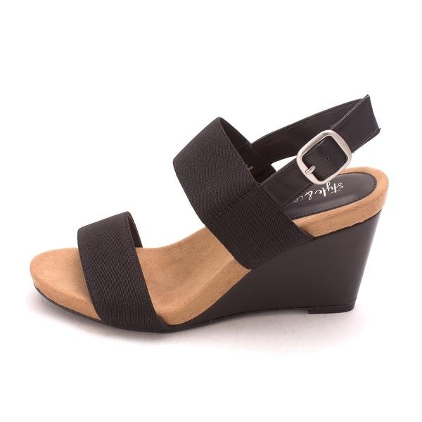 Style & Co. Womens Fillipi Open Toe Casual Platform Sandals