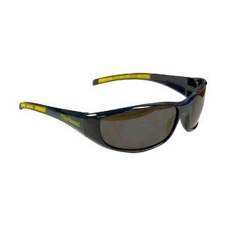 NCAA West Virginia Mountaineers Wrap 3 Dot Sunglasses