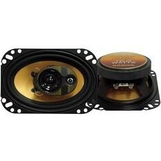 4'' X 6'' 160 Watts Three-Way Speakers