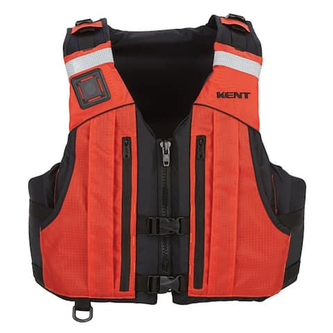Kent sporting goods kent first responder pfd 2xl/3xl orange 151400-200-070-13