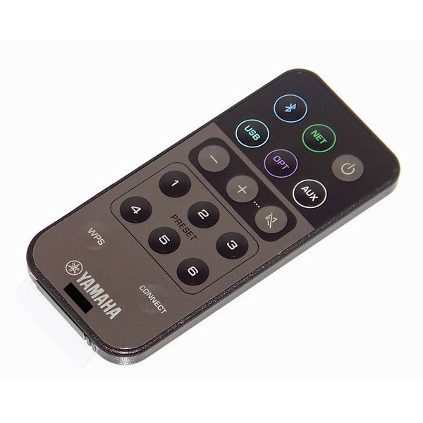 OEM Yamaha Remote Control Originally Shipped With R-N500, RN500