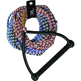 Airhead 75 Feet Long Performance Water Ski Rope Airhead Performance Water Ski Rope