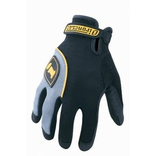 Ironclad HUG-05-XL Heavy Utility Glove, XL