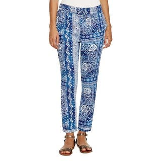 Surf Gypsy Womens Casual Pants Chiffon Printed|https://ak1.ostkcdn.com/images/products/is/images/direct/b1cbea7a4d68404421393b10e7f6bd1e56255184/Surf-Gypsy-Womens-Casual-Pants-Chiffon-Printed.jpg?impolicy=medium