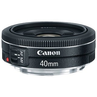 Canon CND6310B002B Canon EF 40mm f/2.8 STM Lens