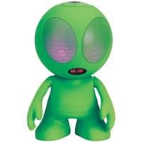 Supersonic SC-1453BT GREEN Bluetooth Alien Portable Speaker, Green