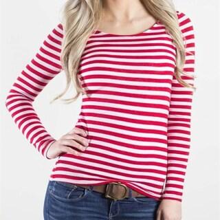 Sweet in Stripes Top