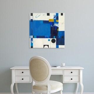 Easy Art Prints Deborah T. Colter's 'Blueberry Hill III' Premium Canvas Art