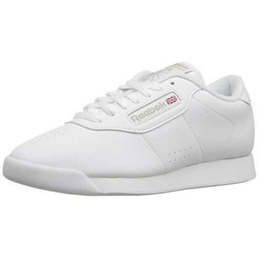Reebok Womens Princess Wide D, Us-White