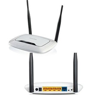 Tp-Link Tl-Wr841n Wireless N300 Home Router With Data Rate Upto 300Mbps