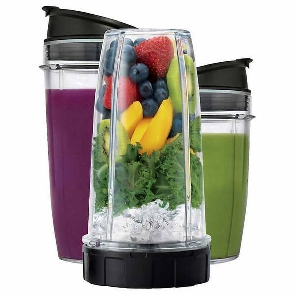 Shop Ninja Auto-iQ Total Boost Kitchen Nutri Blender System ...
