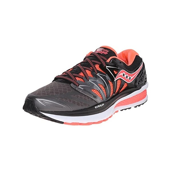 Shop Saucony Womens Hurricane ISO 2 Running Shoes EVERUN Trainers ... 8a18577f14