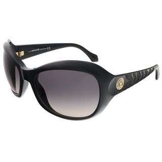 Roberto Cavalli RC794S/S 01B Shiny Black Butterfly sunglasses