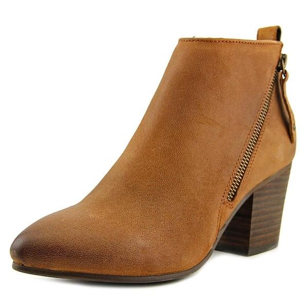 Steve Madden Jaydun Women Cognac Boots