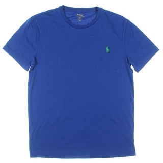Polo Ralph Lauren Mens Custom Fit Jersey