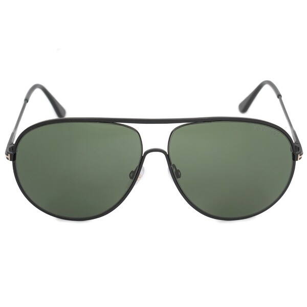 5b8989280747d Shop Tom Ford Cliff Aviator Sunglasses FT0450 02N 61 - Free Shipping ...