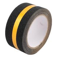 Black Yellow Anti-Slip Grip Tape Glow-in-Dark for Local Illumination 50mmx5m