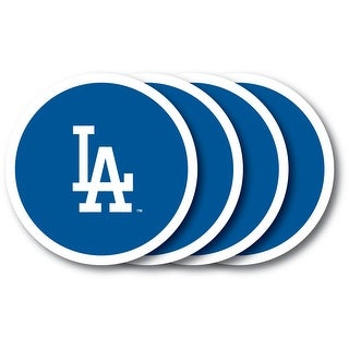 Los Angeles Dodgers Coaster Set - 4 Pack