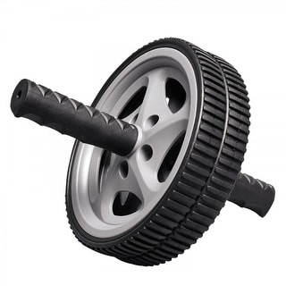 Body-Solid Tools Ab Wheel - Black