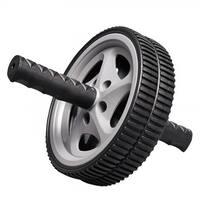 Body-Solid Tools Ab Wheel - Black
