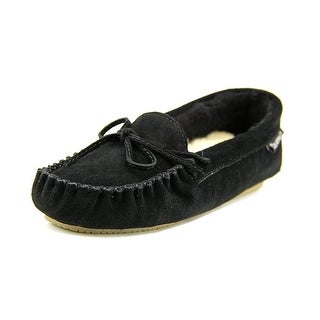 Bearpaw Ashlynn Moc Toe Suede Slipper