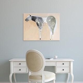 Easy Art Prints Anthony Grant's 'Horse No. 25' Premium Canvas Art