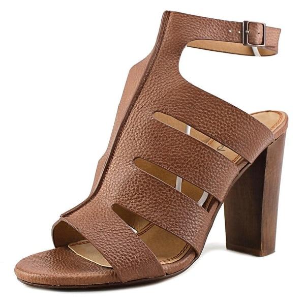 Splendid Jamey Women Open-Toe Leather Slingback Sandal