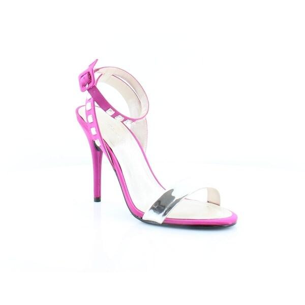 Caparros Cassidy Women's Heels Magenta - 8.5