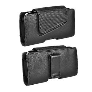 Verizon Universal Leather Pouch with Magnetic Flip for Galaxy S3, Droid RAZR MAX