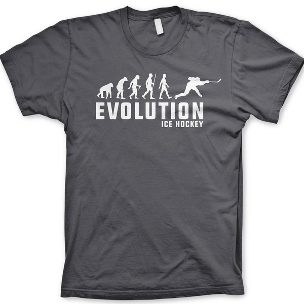 Shop Evolution of Hockey t shirt NHL apparel slap shot shirt - On Sale -  Free Shipping On Orders Over  45 - Overstock - 23176576 6934bc7ed