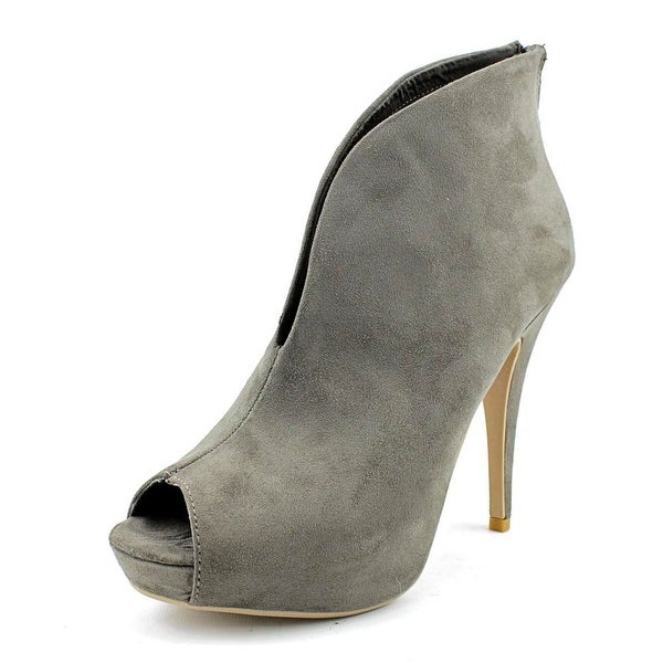Material Girl Heath Women Grey Boots