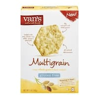Van's Natural Foods - Gluten Free Multigrain Crackers ( 6 - 5 OZ)