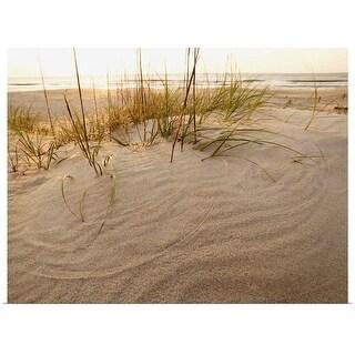 """Beach"" Poster Print"