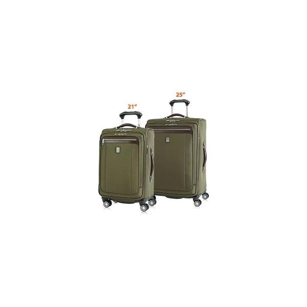 329ddeb6c38 Shop Travelpro Platinum Magna 2-Olive 21