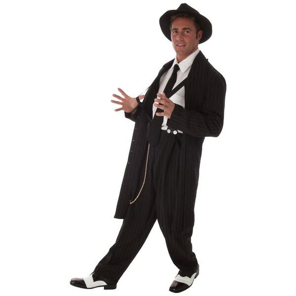 Black Zoot Suit Costume