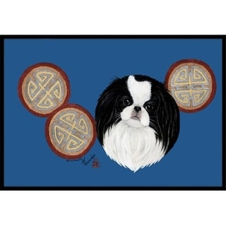 Carolines Treasures MH1003JMAT Japanese Chin Indoor & Outdoor Mat 24 x 36 in.