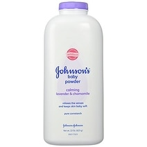 Johnson & Johnson Baby Powder Calming Lavender And Chamomile -- 22 oz