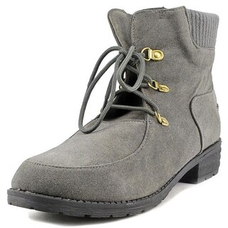 Beacon Sydney Lace Up  W Round Toe Suede  Winter Boot