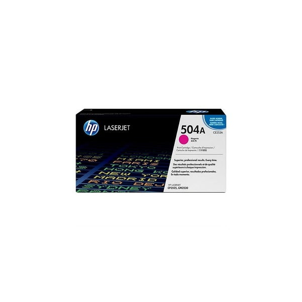 HP 55A Black Original LaserJet Toner Cartridge (CE253AG)(Single Pack)