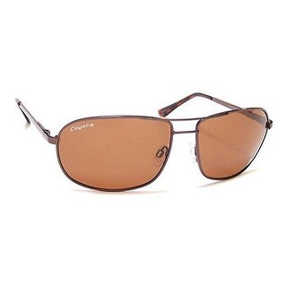 680562013627 Duke Polarized Street & Sport Sunglasses, Brown
