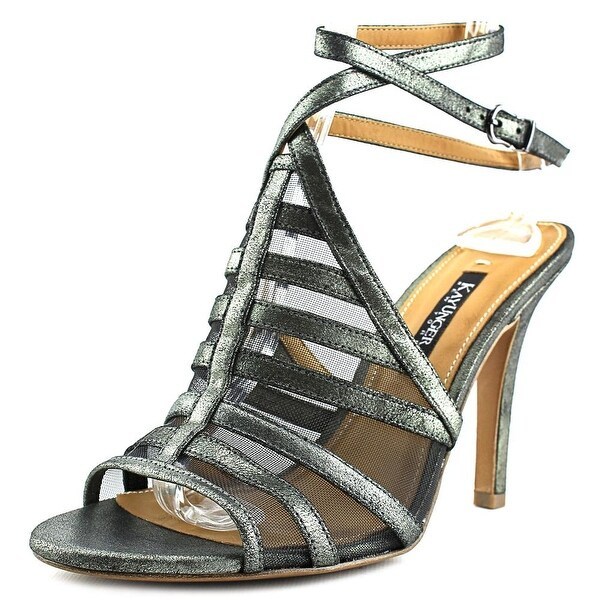Kay Unger Aminah  W Open Toe Leather  Sandals