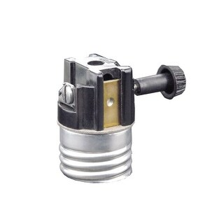 Leviton 10083-00M Interior Turn Knob Socket, 250-Watt