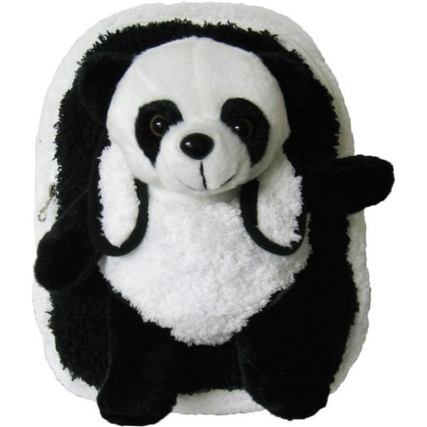 Shop Kreative Kids Unisex Black White Panda Plush Cute Stylish