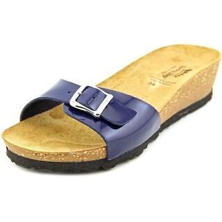 Spring Step Trulucks Open Toe Synthetic Slides Sandal