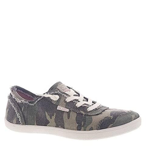 Skechers Women's, BOBS B Cute - Troop Cutie Sneaker CAMO
