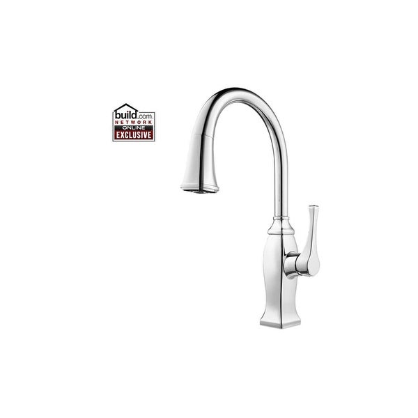 Pfister GT529BF Briarsfield Pullout Spray Kitchen Faucet with AccuDock. Opens flyout.