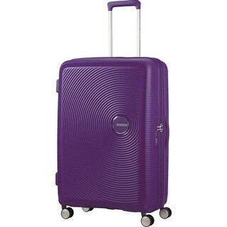 "American Tourister 20"" Curio Hardside Spinner, Purple"