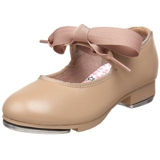 Capezio Kids Tyette Tap Shoes, Caramel