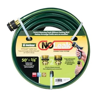 "Melnor 25250-ADI Medium Garden Hose, 5/8"" Dia x 50' Long"