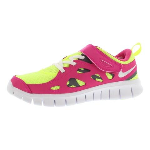Nike Free 2.0 Preschool Girl's Shoes